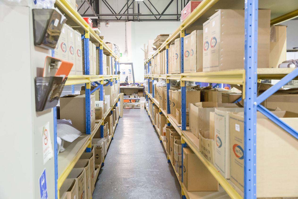 Spa-Tec Warehouse