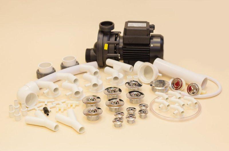 Spa-Tec Whirlpool Kit 1