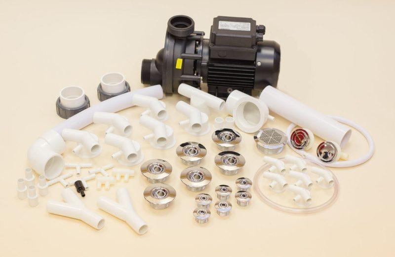 Spa-Tec Whirlpool Kit 3